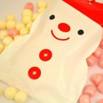 クリスマス スノーマンパック キャンディ プチギフト お菓子