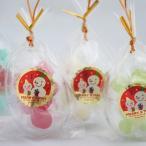 クリスマス 飾り オーナメント キャンディ お菓子 手作り 業務用 エッグ型 4ケース(120個入り)格安