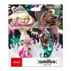 【新品】amiibo テンタクルズセット ヒメ/イイダ スプラトゥーンシリーズ 任天堂 アミーボ Nintendo Switch用その他周辺機器
