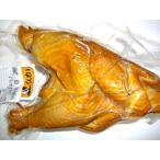 赤かしわ丸鶏燻製