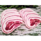 天然猪バラ肉(焼肉用)1kg 広島県産 一万円以上ご購入送料無料