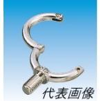 (送料無料)水本機械製作所 ステンレスオープンアイボルト ブネジ IBO-6W(20個)