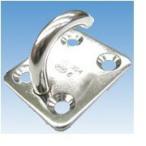 水本機械製作所 ステンレスオープンアイプレート OIP-6(20個)