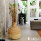 アジアンインテリア バリ雑貨 アートプランツ 造花 アタの枝 木 6色