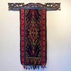 バリ アジアン雑貨 布 イカット 壁掛け 飾り タペストリー マルチクロス ジェパラ 13
