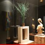 フラワーベース 花器 花瓶 石 造花 鉢