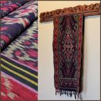 バリ アジアン雑貨 布 イカット 壁掛け 飾り タペストリー マルチクロス ジェパラ 19