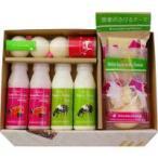 【送料無料】【代引き・同梱不可】北海道 牧家 NEW乳製品詰め合わせ1×2セット