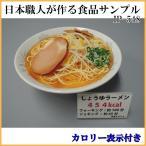 (送料無料)日本職人が作る  食品サンプル カロリー表示付き しょうゆラーメン IP-548