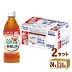 ダイドー 大人のカロリミット すっきり無糖紅茶 500ml×48本(32本+16本)