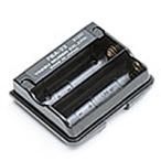 FBA-23 八重洲無線(旧V.スタンダード) アルカリ乾電池ケース(電池2本使用)  ハンディ機 VX-6/VX-7に対応 FBA23 YAESU ヤエス(ゆうパケ)