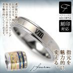 タングステン リング 指輪 刻印無料 レディース 送料無料 ローマ数字 二段 4mm 1個 ピンクゴールド イエローゴールド シルバー ブラック ブルー