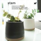 stem ステム 公式 鉢カバー テラコッタ 素焼き鉢 植木鉢 小物入れ C6316 メーカーPRICE:900yen(+tax)
