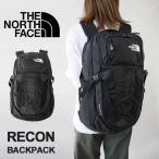 ノースフェイス リュック メンズ レディース THE NORTH FACE RECON リーコン バックパック デイパック 30L 大容量 NF0A3KV1 JK3 ブラック  本国 正規品