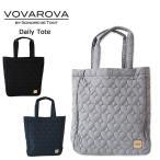 VOVAROVA by Sonore de Toot ボバロバ ソノレデトート トートバッグ レディース A4  スナップボタン ハート型ステッチ刺繍  Daily Tote