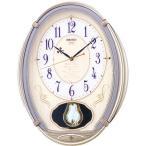 セイコー 電波クロック ウェーブシンフォニー AM222H 電波時計/掛け時計/振り子時計/からくり時計