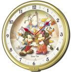 セイコー キャラクター掛時計 ディズニータイム ミッキー&フレンズ FW521G クォーツ時計/掛け時計/振り子時計/からくり時計