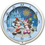 セイコー キャラクター掛時計 ディズニータイム ミッキー&フレンズ FW568W クォーツ時計/掛け時計/振り子時計/からくり時計