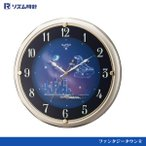 リズム時計工業 ファンタジータウンR 4MY819RH18