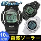 メンズ 腕時計 電波 ソーラー DASH ブランド ウォッチ