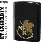 (キャッシュレス5%還元)zippo(ジッポーライター)エヴァンゲリオン NERV BLACK&GOLD(ネコポス対応)
