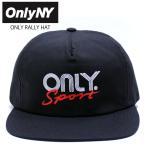 ONLY NEW YORK RALLY HAT ONLY SPORT/オンリーニューヨーク ラリーハット オンリースポーツ