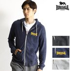 LONSDALE/ロンズデール 起毛ジップアップパーカー L52005 2015aw