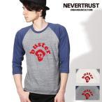 NEVERTRUST/ネバートラスト BUSTERラグランTシャツ NTN-67005