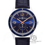 ベル&ロス BELL&ROSS ヴィンテージ BR123 アエロナバル BRV123-BLU-ST/SCA 【新品】 時計 メンズ