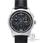 ジャガー・ル・クルト JAEGER LE COULTRE デュオメトル クロノグラフ Q6013470 【新品】 時計 メンズ