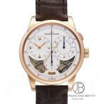 ジャガー・ル・クルト JAEGER LE COULTRE デュオメトル クロノグラフ Q6012521 【新品】 時計 メンズ