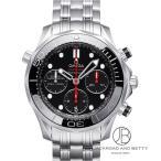 オメガ OMEGA シーマスター ダイバー300 コーアクシャル クロノグラフ 212.30.42.50.01.001 【新品】 時計 メンズ