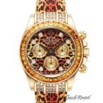 ロレックス ROLEX コスモグラフ デイトナ レパード 116598SACO 【新品】 時計 メンズ
