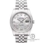 ショッピングロレックス ロレックス ROLEX デイトジャスト シェル10Pダイヤ 116234NG 【新品】 時計 メンズ