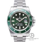 ロレックス ROLEX グリーン サブマリーナ デイト 116610LV 【新品】 時計 メンズ