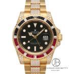 ロレックス ROLEX GMTマスターII 116758SARU 【新品】 時計 メンズ