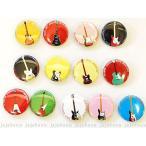 Yahoo! Yahoo!ショッピング(ヤフー ショッピング)ギター 缶 バッジ スタンダード モデル 選べる 13種類 JAJABOON ジャジャブーン (メール便OK)