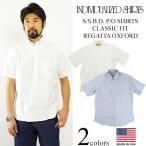 ショッピングINDIVIDUALIZED インディビジュアライズドシャツ INDIVIDUALIZED SHIRTS 半袖ボタンダウンシャツ プルオーバー レガッタオックスフォード (米国製)