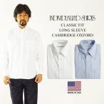 インディビジュアライズドシャツ INDIVIDUALIZED SHIRTS 長袖ボタンダウンシャツ ケンブリッジオックスフォード メンズ 米国製 アメリカ製