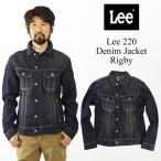 リー Lee #220 デニム ジャケット リグビー (Denim Jacket Rigby)
