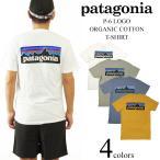 Yahoo!Jalanaパタゴニア patagonia 半袖 オーガニック Tシャツ P-6 ロゴ (39151 P6 LOGO ORGANIC COTTON T-SHIRT メンズ)