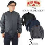 ��åɥ���å� REDKAP #JT38 ����åɥ����ॸ�㥱�å� (SOLID TEAM JACKET MA-1�����ס�