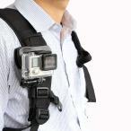 GoPro ゴープロ アクセサリー アクションカメラ全般対応 クリップ式 マウント 360度 回転  送料無料 おすすめ ポイント消化