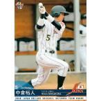 BBM2008 大学野球日本代表カードセット レギュラー CN22 中倉裕人 (東洋大学)