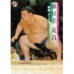 BBM 大相撲カード 2008 レギュラー 20 春日王 克昌