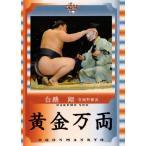 BBM 大相撲カード 2008 レギュラー 【縁起物カード】 93 黄金両刀 (白鵬 翔)