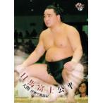 BBM 大相撲カード 2010 レギュラー 05 日馬富士 公平
