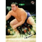 BBM 大相撲カード 2010 レギュラー 44 白馬 毅