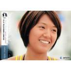 BBM リアルヴィーナス2011プロモーションカード 【フジテレビ限定版】 F02 浅尾美和 (ビーチバレー)