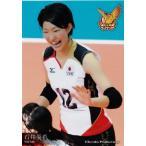 全日本女子バレーオフィシャルカード2013 「火の鳥NIPPON」 レギュラー 48 石井優希